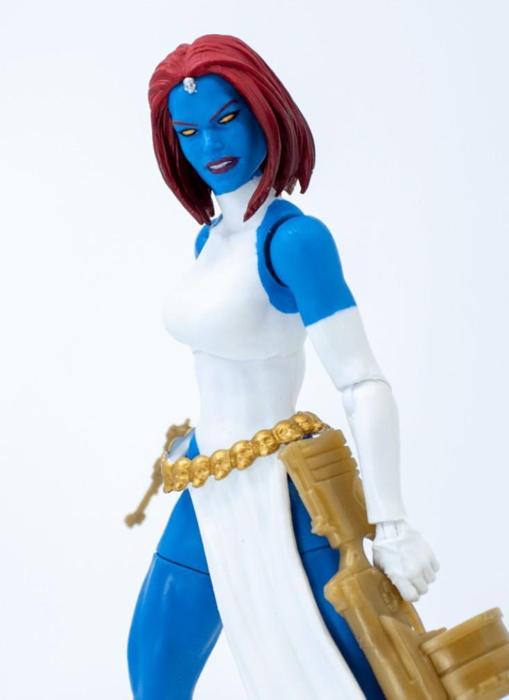Marvel Legends Mystique Walgreens Exclusive X-men 6-inch Action Figure NEW RARE