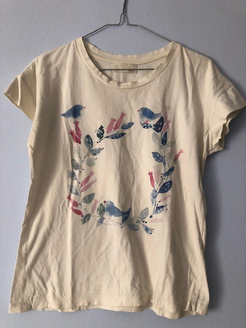 Watercolour T shirt