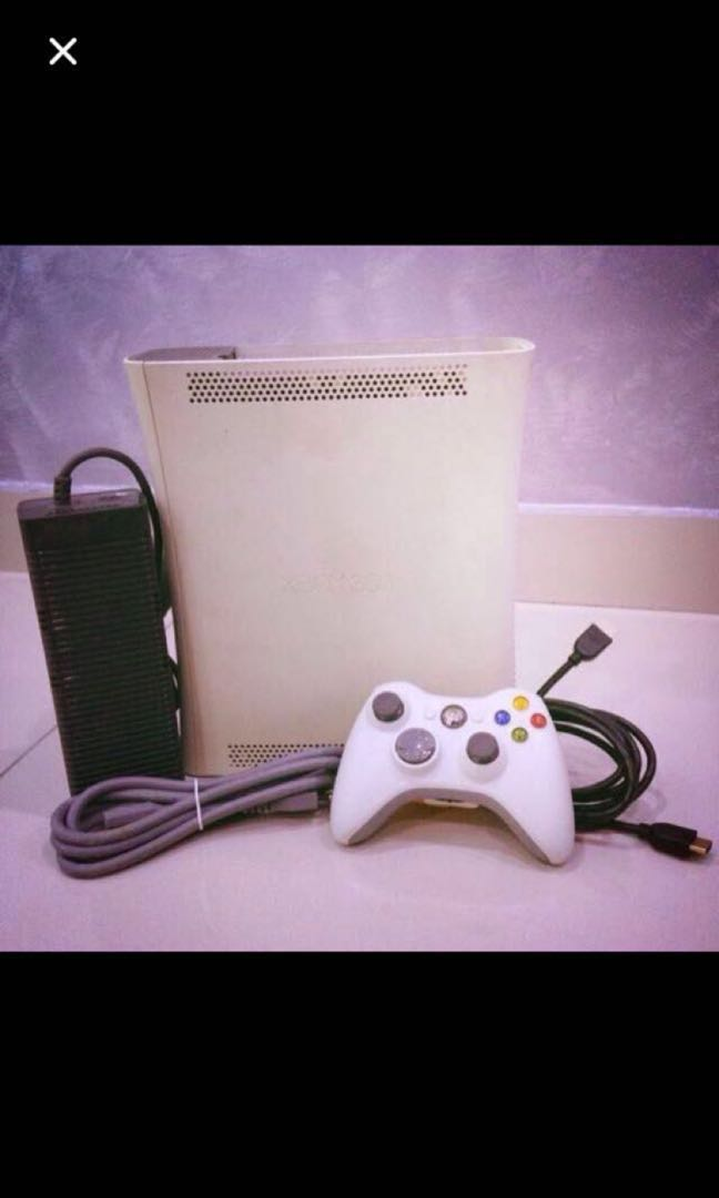 Xbox 360 jtag+rom mod full set with games