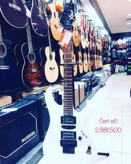 Gitar electric Cort x6
