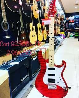 Gitar elektrik cort g250dx