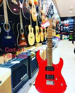 Gitar Cort x-1