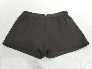🚚 秋冬款/百搭/黑色短褲
