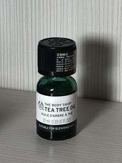 🚚 The body shop tea tree oil