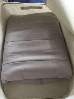 IKEA 單人厚身隔床墊