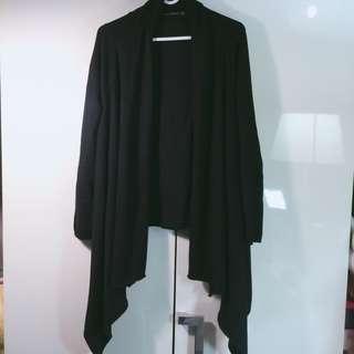 🚚 正品Zara前短後長外套