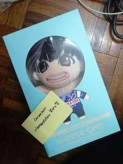 Wanna One Park Jihoon Character Doll ONLY