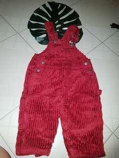 Baby Jumpsuit preloved