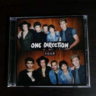 ONE DIRECTION Four 美版 CD Album