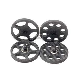 🚚 Carbon EZ Wheels for Brompton