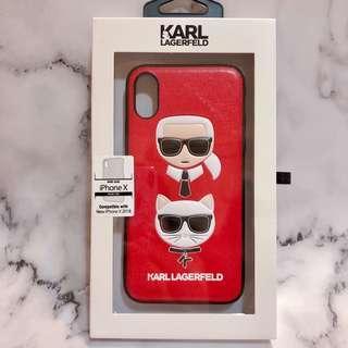 🚚 KARL LAGERFELD老佛爺&邱比特手機硬殼