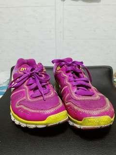 鞋子02 nike紫色運動鞋