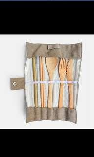 The Bamboo Company Utensil Set