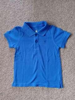 Polo shirt merk Mom n Bab size 3t