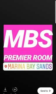 APR MBS HOTEL PREMIER ROOM NOT DELUXE . Choose your dates