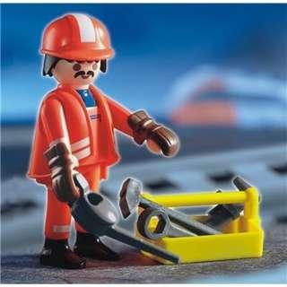 Playmobil Special 4640 Workman