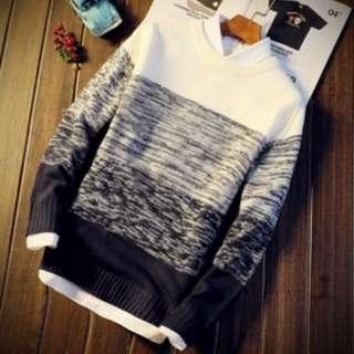 🚚 Mens Thin Pullover