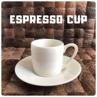 CANGKIR ESPRESSO / Cangkir Kopi Espresso / Espresso Porcelain Cup