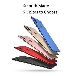 🚚 Huawei Nova 3i Matte Hard Case Full Cover Protection Case Cover