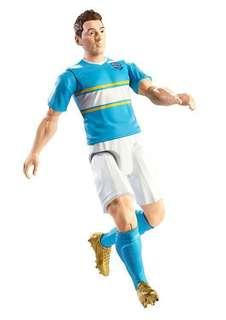 Soccer Argentina Jersey Messi 12 inch Figure by Mattel