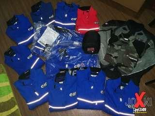 Jacket Riding ELF Saiz M & L