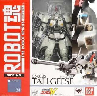 Gundam Tallgeese robot spirits BANDAI