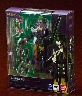 Bandai SHF Figuarts Batman DC Joker Figure