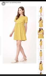 🚚 $25 Nursing maternity Top Dress