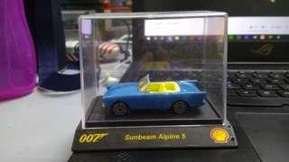 Sunbeam alpine shell collection car