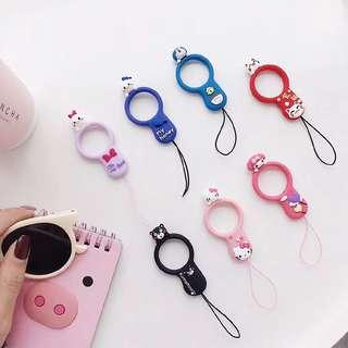 🚚 Hello Kitty Silicone Ring Holder