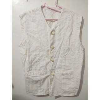 Outer White Vintage