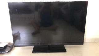 "Philips 42"" Smart TV 42PFL4208D/98"