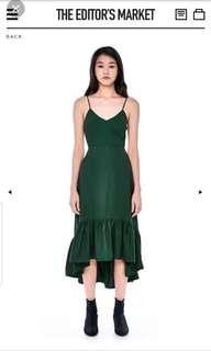 🚚 TEM Charlotte midi dress
