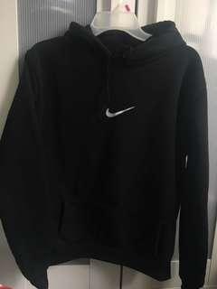 Nike Black Hoodie Sweater