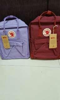 Brand new kanken Classic size school bag