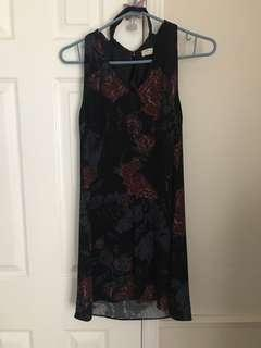Aritzia Wilfred Ethere dress