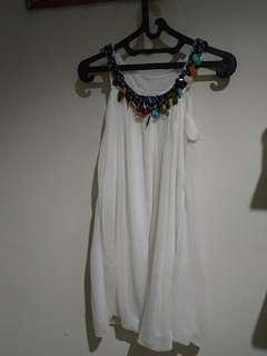 Midi dress / babydoll