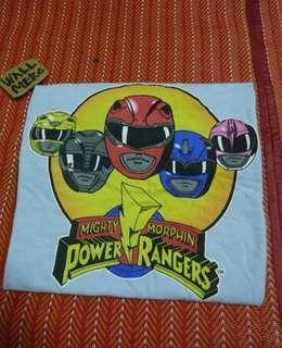 Official Power Rangers tshirt