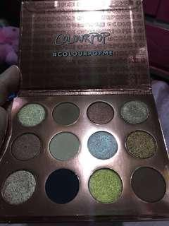 Brand new Authentic Colourpop from US pallette