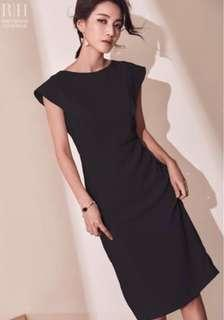 Korean Style Little Black Dress
