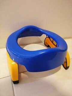 🚚 Portable travel potty