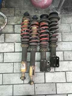 GOLF MK3 改裝避震器 無漏油