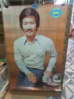 Radio dan TV Poster Andre Goh