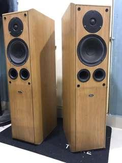Eltax made in Denmark Symphony 6.2 floorstand