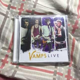 The Vamps Live EP