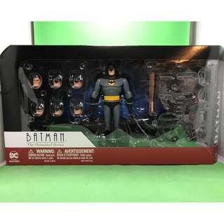 全新 現貨 20/3前元朗天水圍交收 20/3後西九交收 DC ANIMATED SERIES 蝙蝠俠動畫 Batman 蝙蝠俠 DC Collectibles Batman Expressions Pack Action Figure not mafex mezco shf