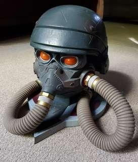 Ps3 Killzone 3 Helghast Bust