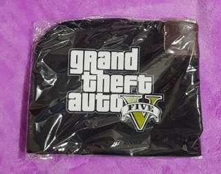 Ps3 Grand Theft Auto Money Bag and key