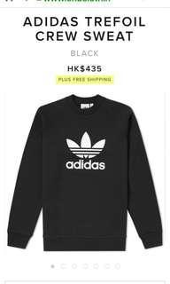 Adidas Original 衛衣/sweater/hoodie