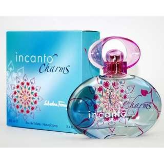 incanto charms - perfume for women